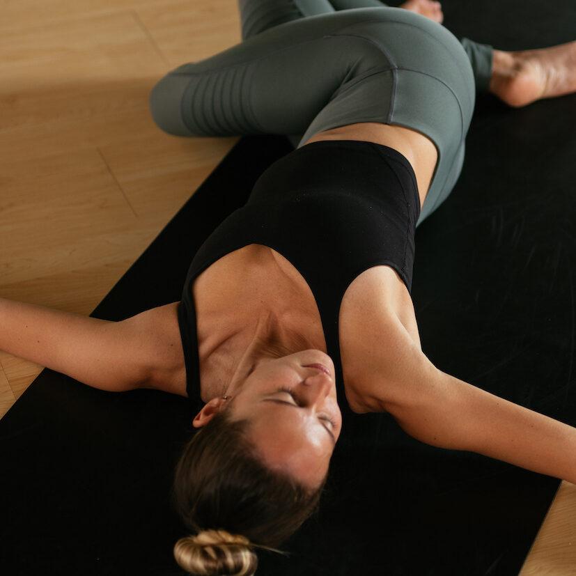 Mindful Yin Yoga Stretch