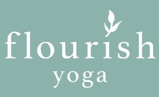 Flourish Yoga logo
