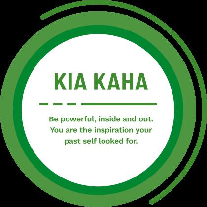 The Kia Kaha Journey Stage 4